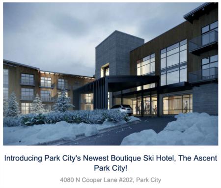 The Ascent Park City