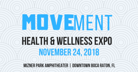 MOVEment Health & Wellness Expo | Mizner Park Amphitheater