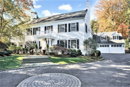 Classic Elegance: 195 Highland Avenue, Short Hills