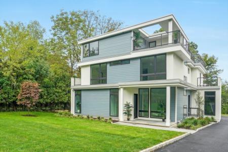 Modern Masterpiece: 261 White Oak Ridge Road, Short Hills