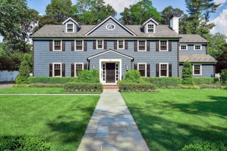 Stylish Sensation: 74 Stewart Road, Short Hills, NJ