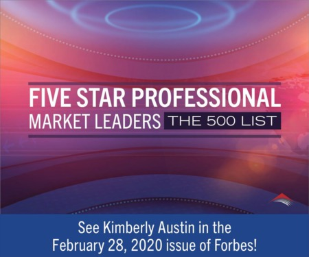 Kimberly Austin Featured in Forbes Magazine