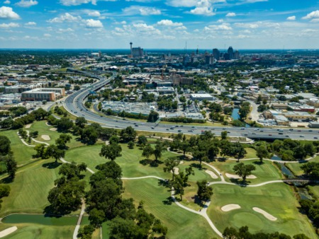 The Top Golf Neighborhoods around San Antonio