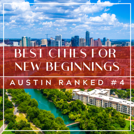 Best Cities for New Beginnings - Top 25
