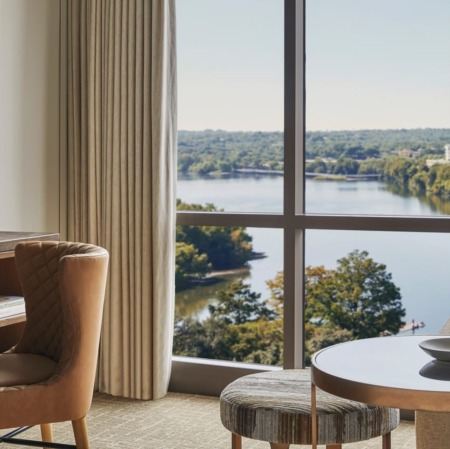 Forbes Ranks 3 Austin Hotels With 4-Star Rating