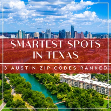 Smartest Zip Codes In Texas