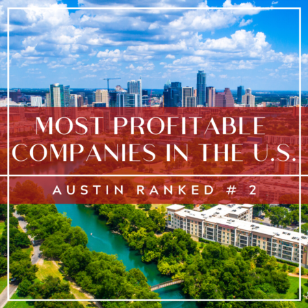 Most Profitable Companies in the US: Austin Ranked #2