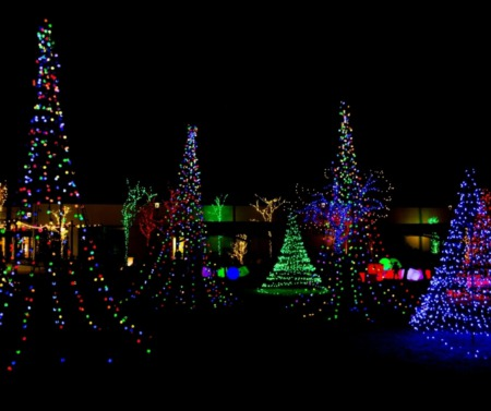 Christmas Light Displays in Calgary That Light Up The Night