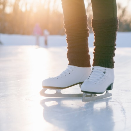 Outdoor Skating Rinks In and Around Calgary