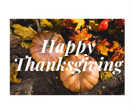 Take Home Thanksgiving Dinner 2021