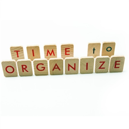25 Tips to Organize your home!