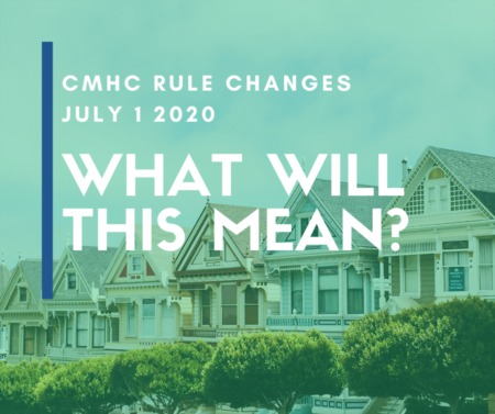 CMHC Insurance changes for Calgary Real Estate