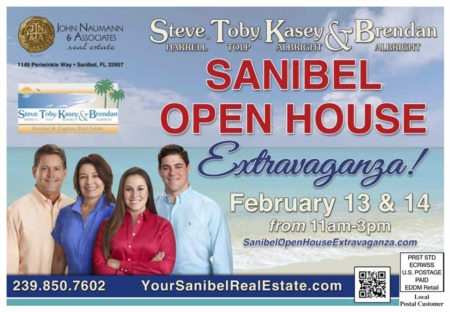 Sanibel Open House Extravaganza 2016