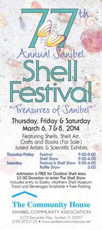 Sanibel Shell Festival 2014