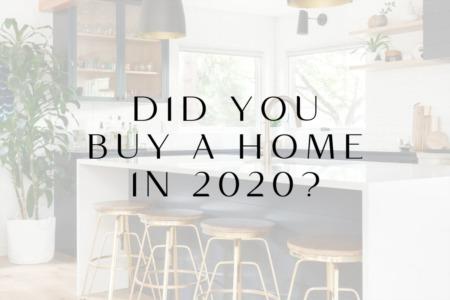 2020 Buyers Homestead Exemption
