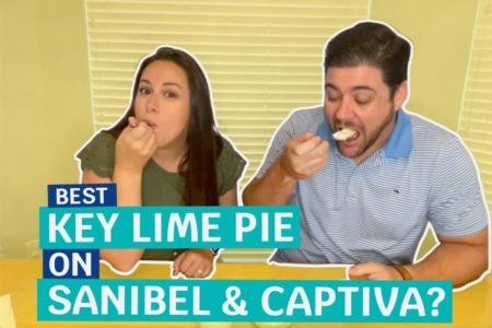 Where is the Best Key Lime Pie on Sanibel & Captiva?