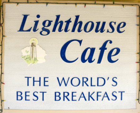 Lighthouse Cafe - Day 10 of 100 Things to do on Sanibel & Captiva