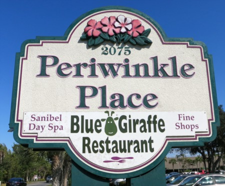 Periwinkle Place Shops - Day 13 of 100 Things to do on Sanibel & Captiva
