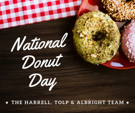 National Donut Day Deals 2018