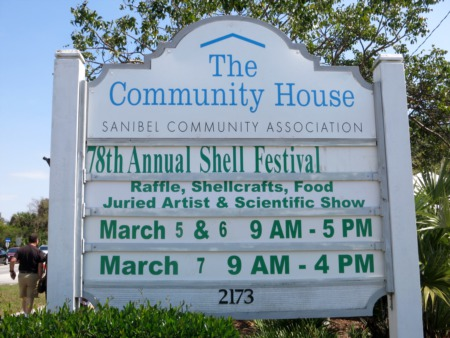 Sanibel Shell Fair & Show - Day 17 of 100 Things to do on Sanibel & Captiva