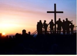 Easter Sunrise Service - Day 19 of 100 Things to do on Sanibel & Captiva