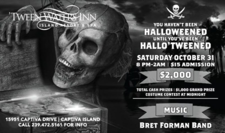 Hallo-Tween | Tween-Waters | Captiva Halloween Party