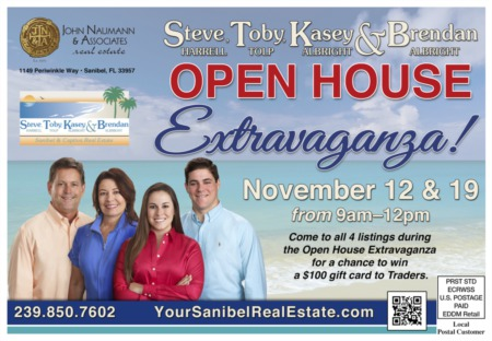 Sanibel Open House Extravaganza 2015