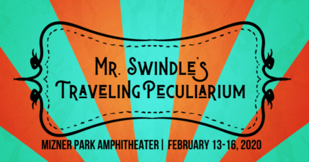 The Great Mr. Swindle's Traveling Peculiarium Comes to Boca