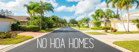 5 Must See No HOA Homes For Sale in Boca Raton, FL