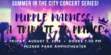 Purple Madness: A Tribute To Prince | Boca Raton's 'Summer in the City' Free Concert