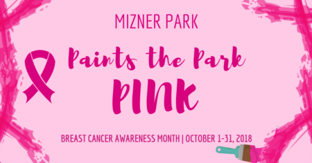 Mizner Park Paints the Park Pink | Breast Cancer Awareness Month 2018