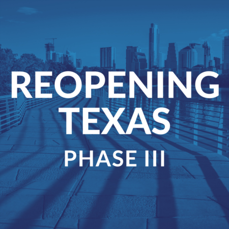 """A """"Phase 3"""" Summer in Texas"""