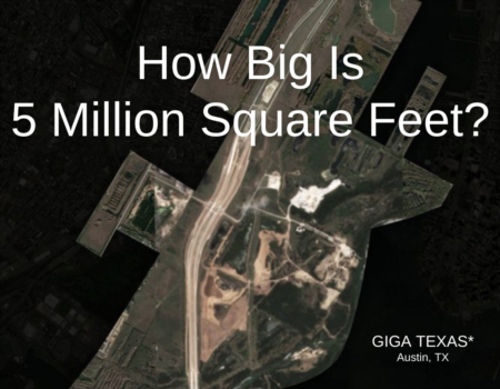 The Impact of 5 Million Square Feet