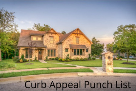 Curb Appeal Punch List