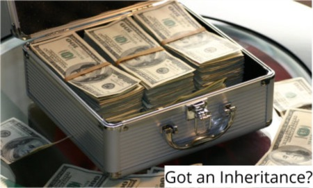 What Should You Do When You Receive an Inheritance?