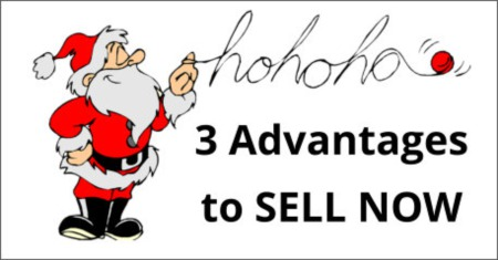 3 Reasons to Sell During the Holidays
