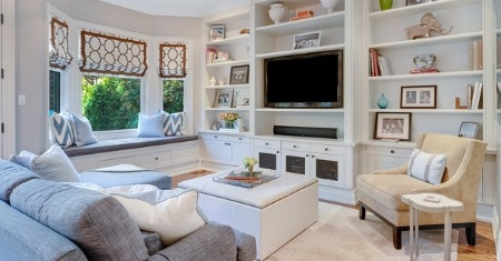 Spring Clean: Your Living Room