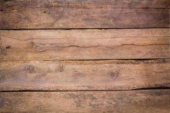 Unique Backslpash: Wood