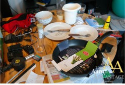 5 Habits that Make Your Kitchen Look Messy