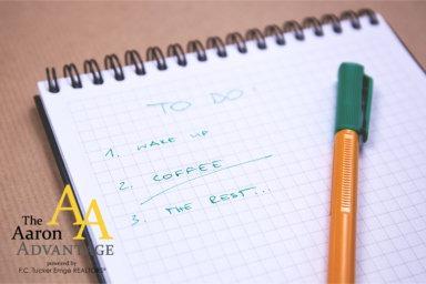Confessions of an Organized Procrastinator