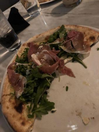 Pangea Kitchen: Rucola Pizza