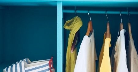 Tame Your Closet Clutter