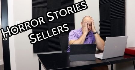 Horror Stories: Sellers