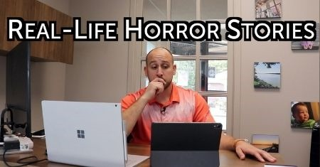 Real Life Horror Stories