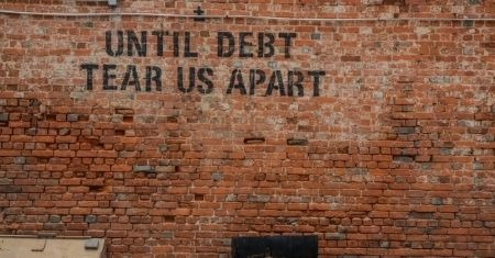 February Finances: Stomp Out Debt