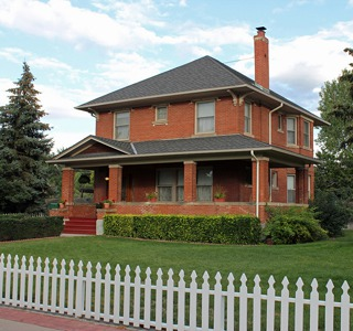 Which Landmarks are Historic in Aurora, CO?