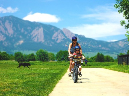 Where Are Some of the Top Bike Trails in Denver?