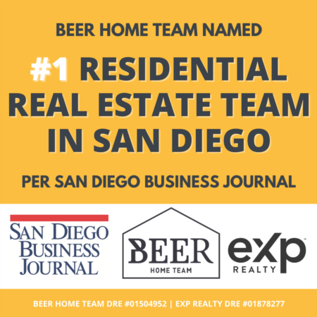 Official #1 Ranking Per San Diego Business Journal