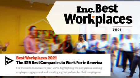 Beer Home Team was just named one of The 429 Best Companies to Work For In America by Inc. Magazine