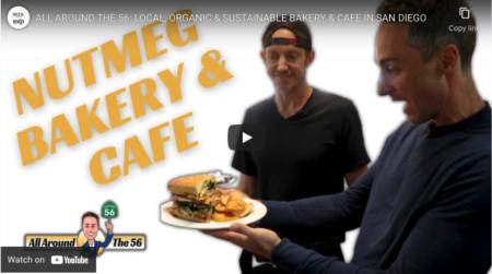 All Around The 56: Nutmeg Bakery & Cafe